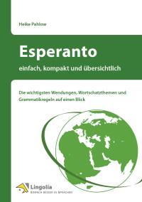 Esperanto–einfach, kompakt und übersichtlich